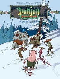 Joann Sfar et Lewis Trondheim - Donjon Monsters Tome 1 : Jean-Jean la Terreur.