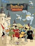 Joann Sfar et Lewis Trondheim - Donjon Monsters Tome 11 : Le Grand Animateur.