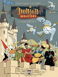 Meilleures ventes de livres en téléchargement gratuit Donjon Monsters Tome 11 par Joann Sfar, Lewis Trondheim, Stanislas 9782756007779