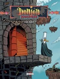 Joann Sfar et Lewis Trondheim - Donjon Monsters Tome 4 : Le Noir Seigneur.