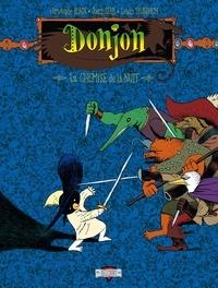 Joann Sfar et Lewis Trondheim - Donjon Potron-Minet Tome - 99 : La Chemise de la nuit.