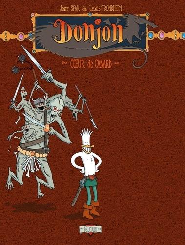 Joann Sfar et Lewis Trondheim - Donjon Zénith  : Pack en 3 volumes - Tome 1, Coeur de canard ; Tome 2, Le roi de la bagarre ; Tome 3, La Princesse des barbares.