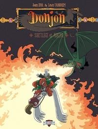 Joann Sfar et Lewis Trondheim - Donjon Zénith Tome 4 : Sortilège et Avatar.