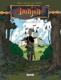 Joann Sfar - Donjon Zénith Tome 6 : Retour en fanfare.