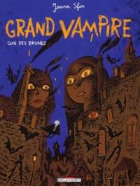 Histoiresdenlire.be Grand Vampire Tome 4 Image