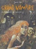 Joann Sfar et Sandrina Jardel - Grand Vampire Tome 5 : La communauté des magiciens.