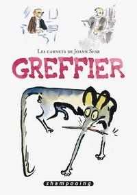 Joann Sfar - Greffier - Les carnets de Joann Sfar.
