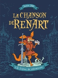 Joann Sfar - La chanson de Renart Tome 1 : Le seigneur des entourloupes.