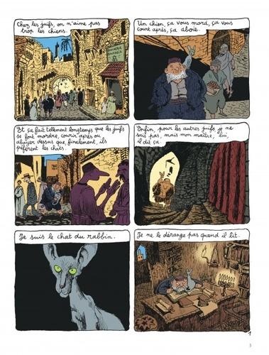 Le Chat du Rabbin Tome 1 La Bar-Mitsva