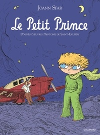 Joann Sfar - Le Petit Prince.