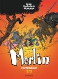 Joann Sfar et Jean-David Morvan - Merlin Intégrale Tome 2 : .
