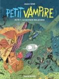 Joann Sfar et Sandrina Jardel - Petit Vampire Tome 1 : Le serment des pirates.