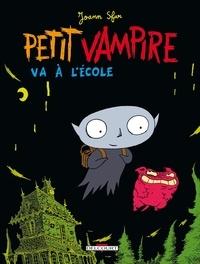Joann Sfar et  Walter - Petit Vampire Tome 1 : Petit Vampire va à l'école.