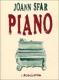Joann Sfar - Piano.
