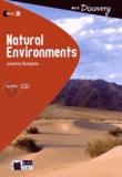 Joanna Burgess - Natural Environments. 1 CD audio