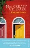 Joanna Cannon - Mrs Creasy a disparu - la comédie british best-seller en Angleterre !.