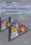 Joanna Cooke et Jane Hudson - New Headway Upper-Intermediate - Teacher's Ressource Book.
