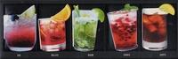 Joanna Farrow - Collection cocktails originaux et authentiques - Gin, Bulles, Rhum, Vodka, Shots.