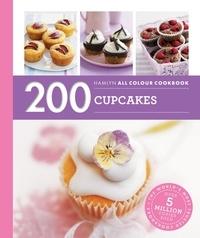 Joanna Farrow - Hamlyn All Colour Cookery: 200 Cupcakes - Hamlyn All Colour Cookbook.