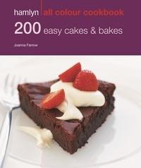 Joanna Farrow - Hamlyn All Colour Cookery: 200 Easy Cakes & Bakes - Hamlyn All Colour Cookbook.