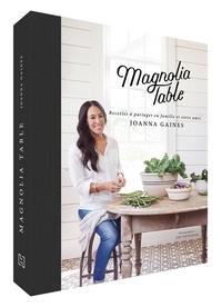 Livre de texte nova Magnolia Table  - Recettes à partager en famille et entre amis 9782017089278 (Litterature Francaise)
