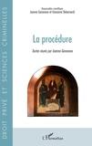 Joanna Genovese et Giovanna Debernardi - La procédure.