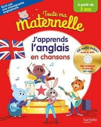Joanna Le May - J'apprends l'anglais en chansons. 1 CD audio MP3