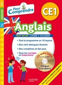 Joanna Le May - Pour comprendre l'anglais CE1. 1 CD audio