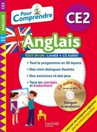 Joanna Le May - Pour comprendre l'anglais CE2. 1 CD audio