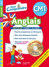 Joanna Le May - Pour comprendre l'anglais CM1 - 9/10 ans. 1 CD audio