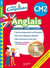 Joanna Le May - Pour comprendre l'anglais CM2 - 10/11 ans. 1 CD audio