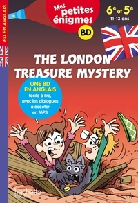 Joanna Le May et Julien Flamand - The London Treasure Mystery.