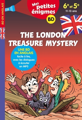 The London Treasure Mystery Album