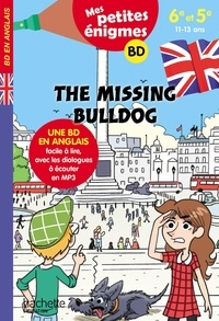 The missing bulldog - 6e-5e. Mes petites énigmes.pdf
