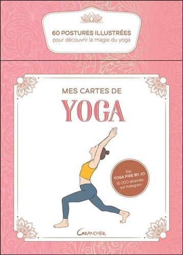 Mes cartes de yoga. 60 postures illustrées pour découvrir la magie du yoga