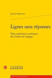 Openwetlab.it Lignes sans réponses - Trois expériences poétiques des limites du langage Image