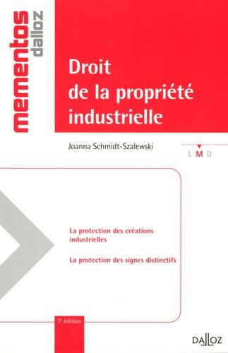 Joanna Schmidt-Szalewski - Droit de la propriété industrielle.