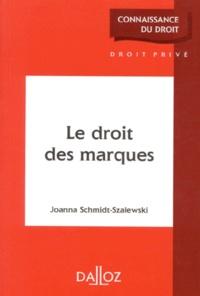 Le droit des marques.pdf
