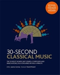 Joanne Cormac - 30 second classical music.