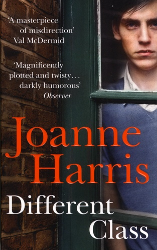 Joanne Harris - Different Class.