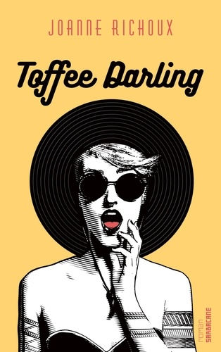 Joanne Richoux - Toffee darling.