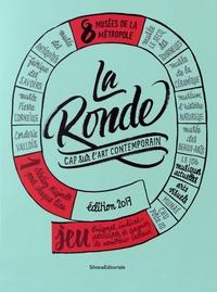 Joanne Snrech et Sylvain Amic - La Ronde - Cap sur l'art contemporain.