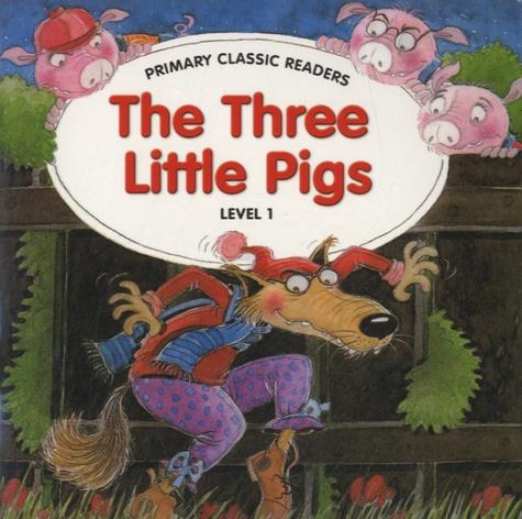 Joanne Swan - The Three Little Pigs - Level 1. 1 CD audio