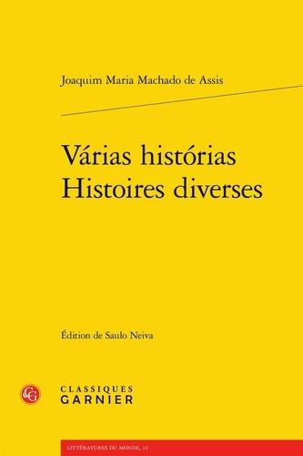 Histoires diverses. Edition bilingue français-portugais