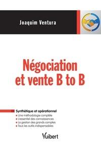 Joaquim Ventura - Négociation et vente B to B.