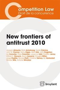 Deedr.fr New frontiers of antitrust 2010 Image