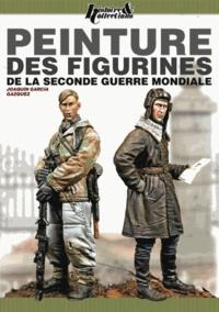 Joaquin Garcia Gazquez - Peinture des figurines de la Seconde Guerre mondiale.