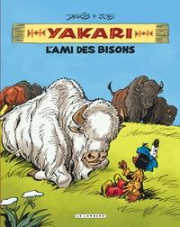 Job et  Derib - Yakari Tome 1 - 2 - 3 : Yakari et le bison blanc - Les seigneurs des plaines - Le marais de la peur.