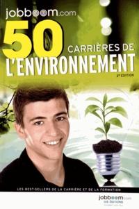 Jobboom.com - 50 carrières de l'environnement.