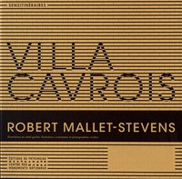 Jocelyn Bouraly - Villa Cavrois. 1 CD audio